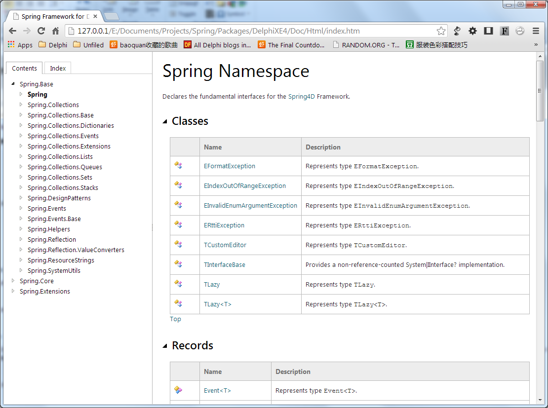DevJet Software » How to Generate Documentation from Delphi Source Code